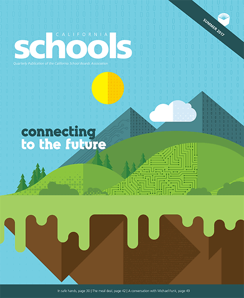 Connecting Schools magazine